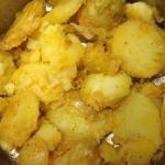 Messy Potatoes